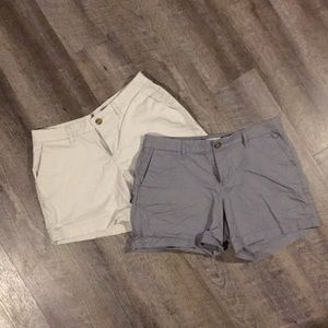 Mid rise Old navy shorts set